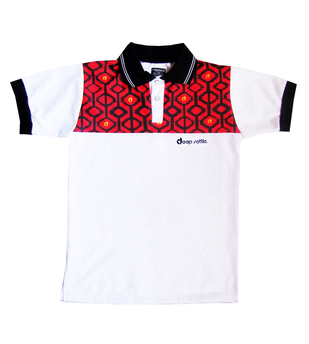 Golf Shirt Made In Africa