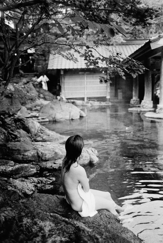 The Way of the Japanese Bath • Solare journal