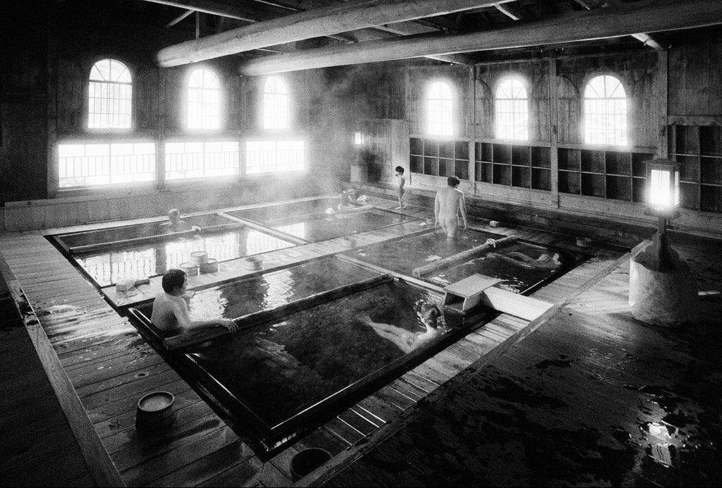 The Art of the Japanese Bath • Solare journal