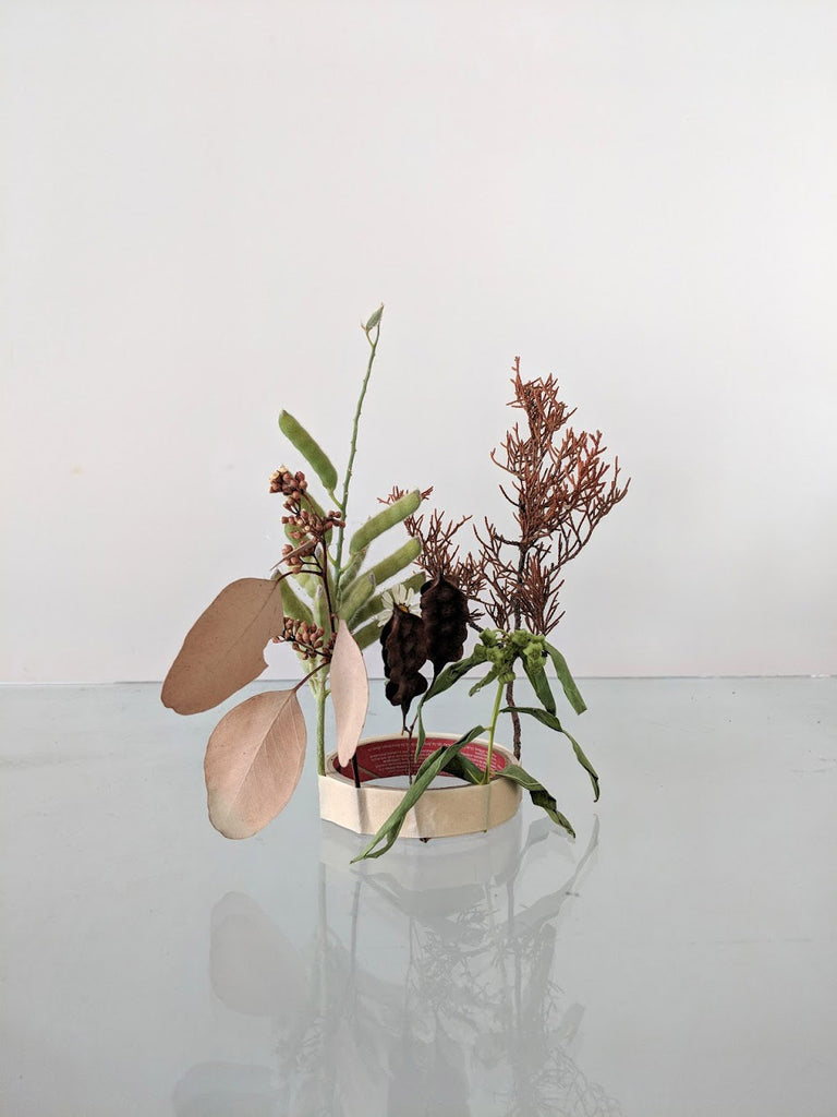 Ikebana by Alyson Fox for Solare