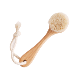 Beechwood Face Brush