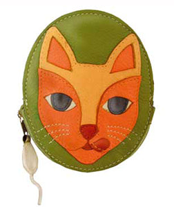Cat & Mouse Coin Purse