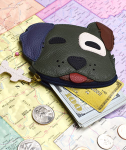Cool Dog Coin Purse