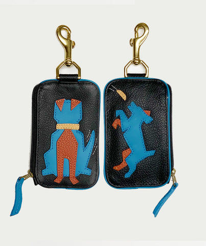 Cool Dog Zip Key
