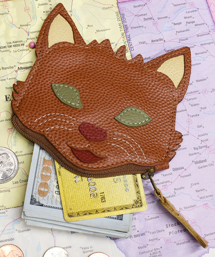 Kitty Coin Purse