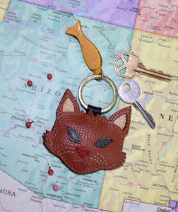 Kitty Key Fob
