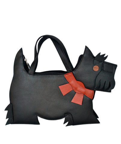 Scottie Dog Bag