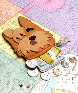 Scruffy Coin Purse