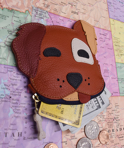 Hot Dog Coin Purse
