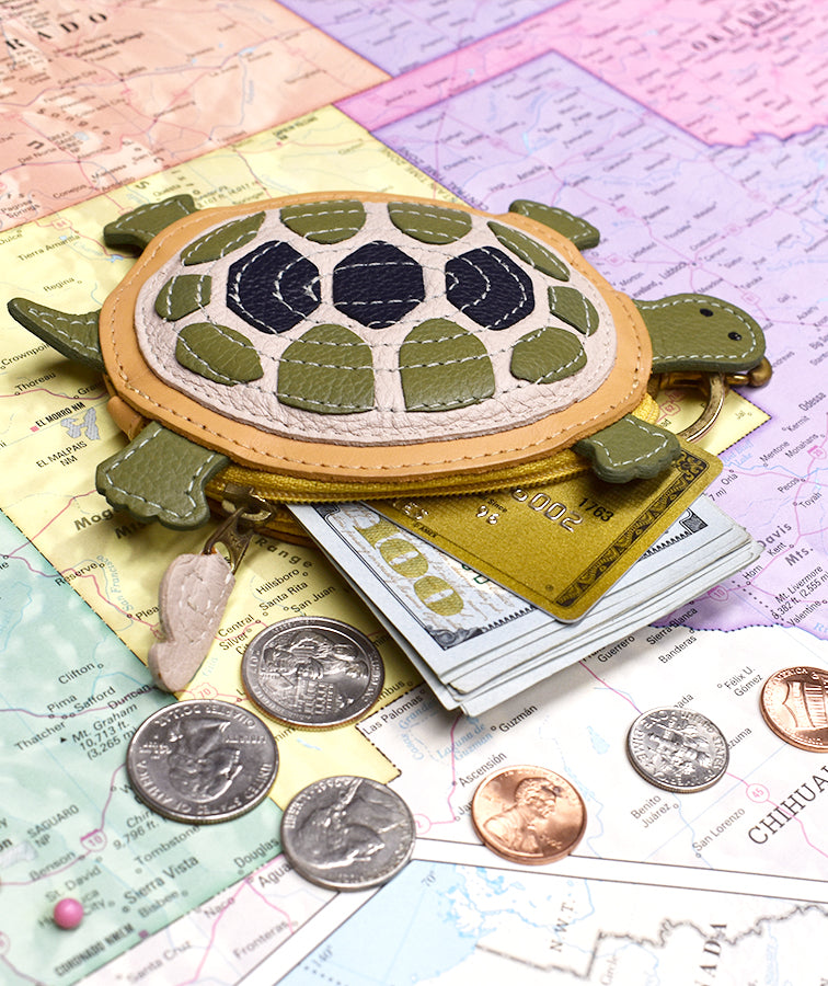Turttle Coin Purse