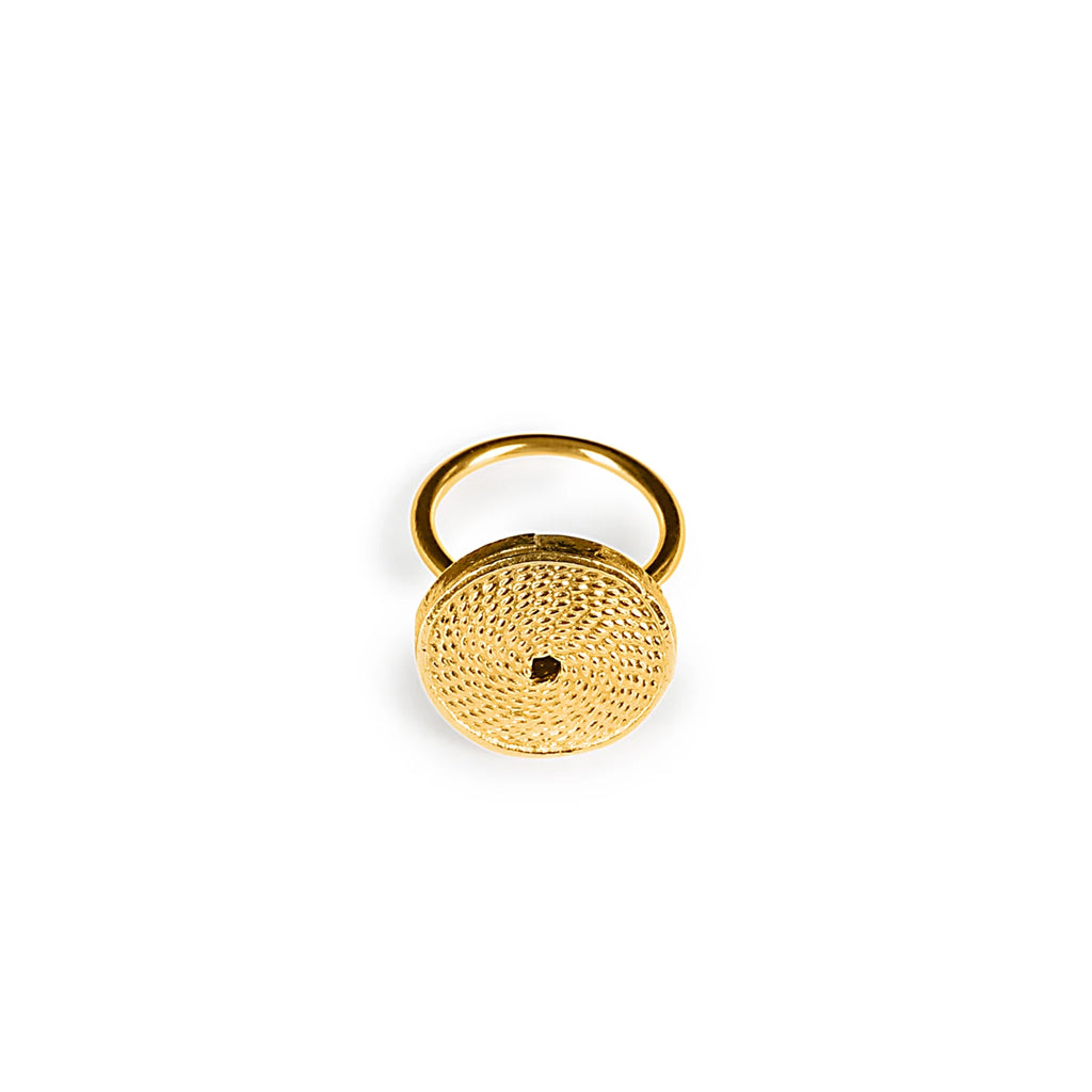 MATA RICA RING II IN GOLD