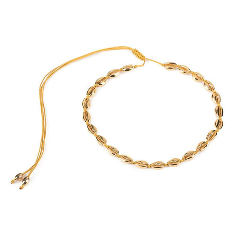 AMUN NECKLACE IN GOLD
