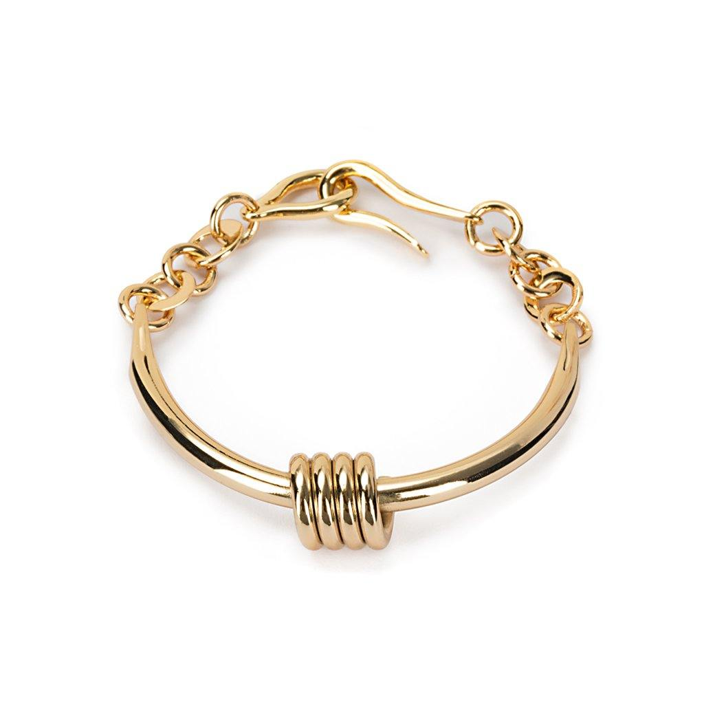 APIA BRACELET IN GOLD - Tohum Design