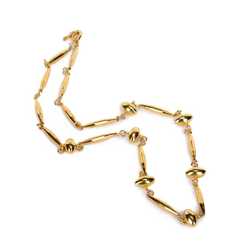 ARINNA NECKLACE IN GOLD