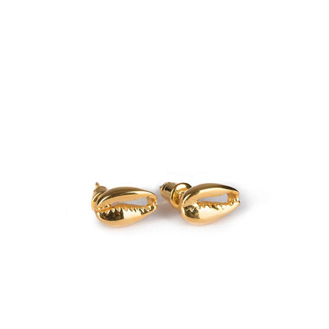 APIA XS EARRINGS GOLD