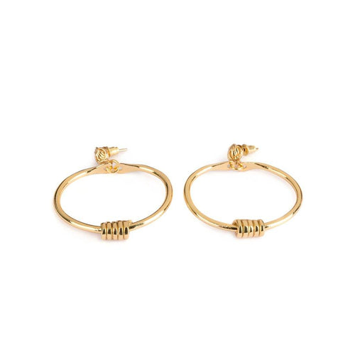 APIA S EARRINGS GOLD