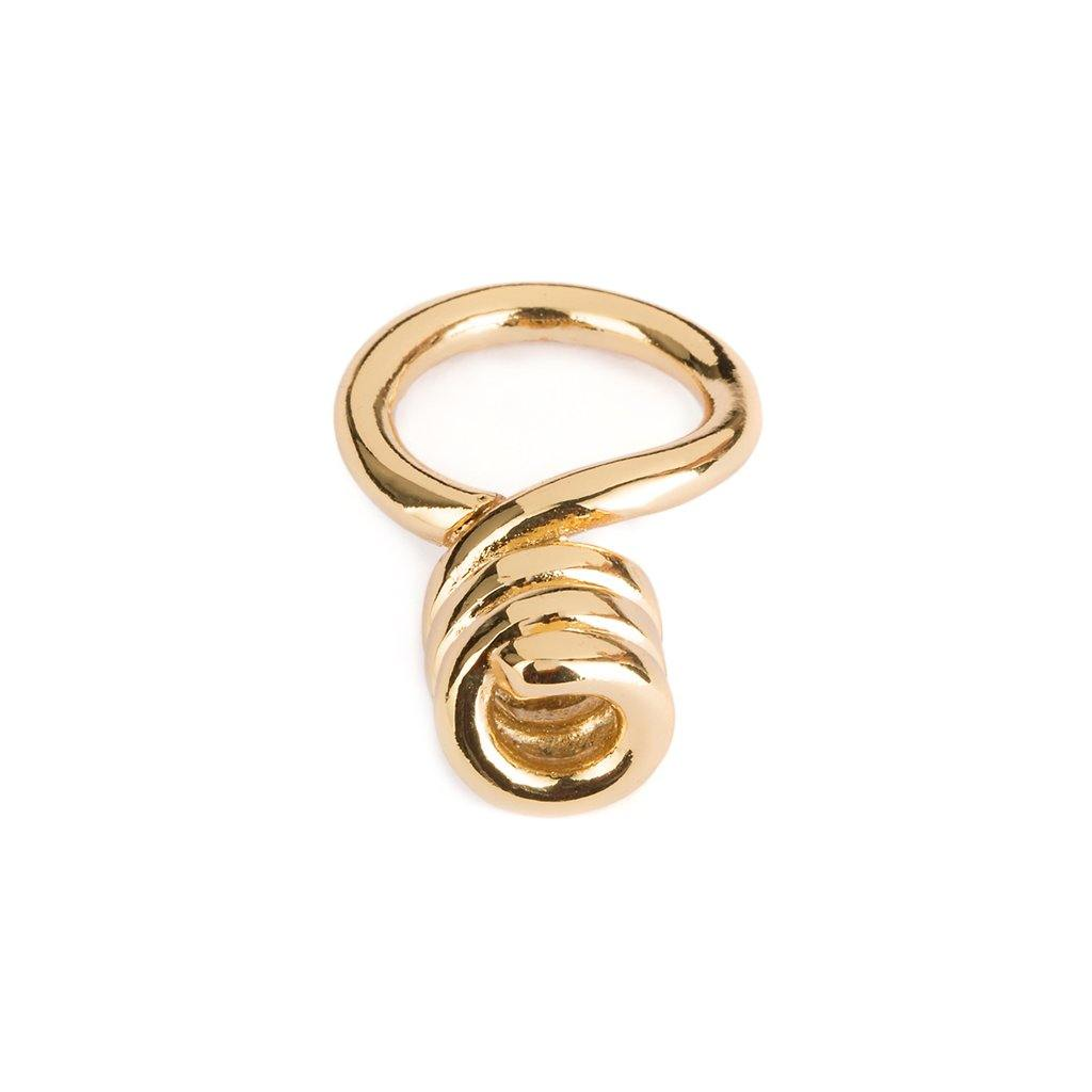 DUNYA KAYAH RING IN GOLD - Tohum Design