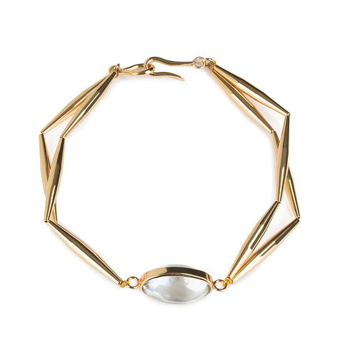 HELIA RESORT CUORE NECKLACE IN GOLD