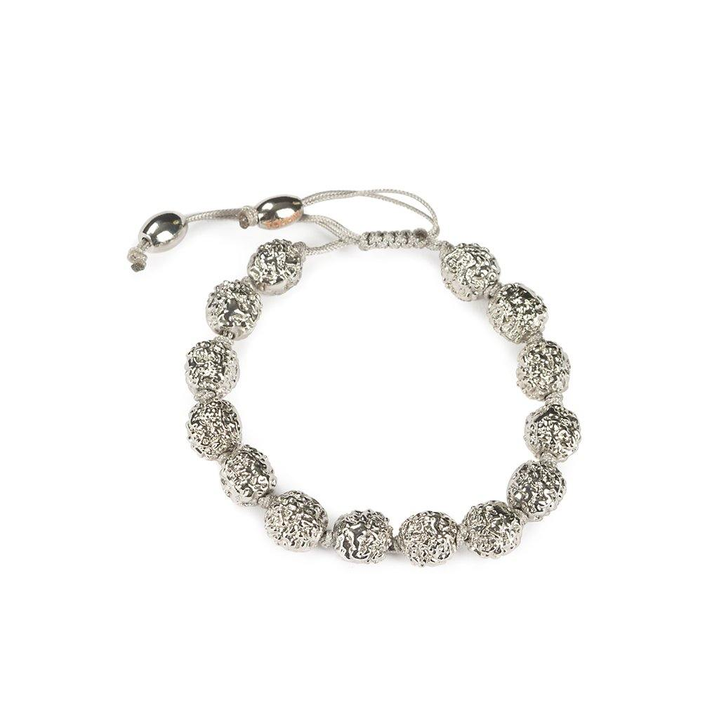 LUMIA RESORT RADRUSHKA BRACELET IN SILVER - Tohum Design