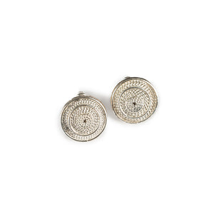 MATA RICA EARRINGS IN SILVER