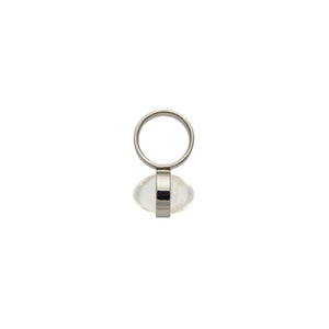 LUMIA SURYA RING IN SILVER - Tohum Design