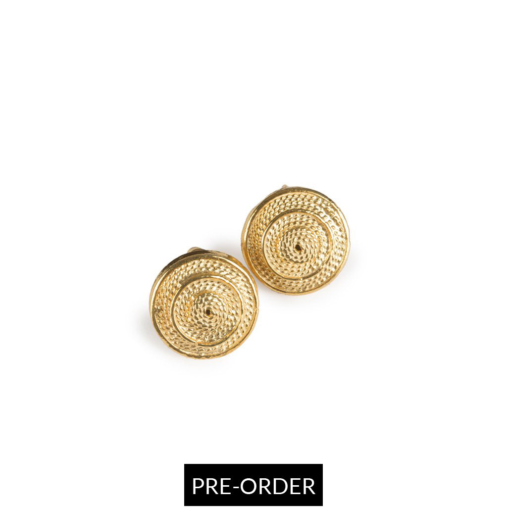 MATA RICA EARRINGS IN GOLD
