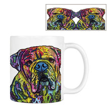 Fashion Boxer Bull Boston Coffee Mugs Funny Dogs White Ceramic Creative Animal Tea Mug Customize Birthday Gifts For Kitchen Home