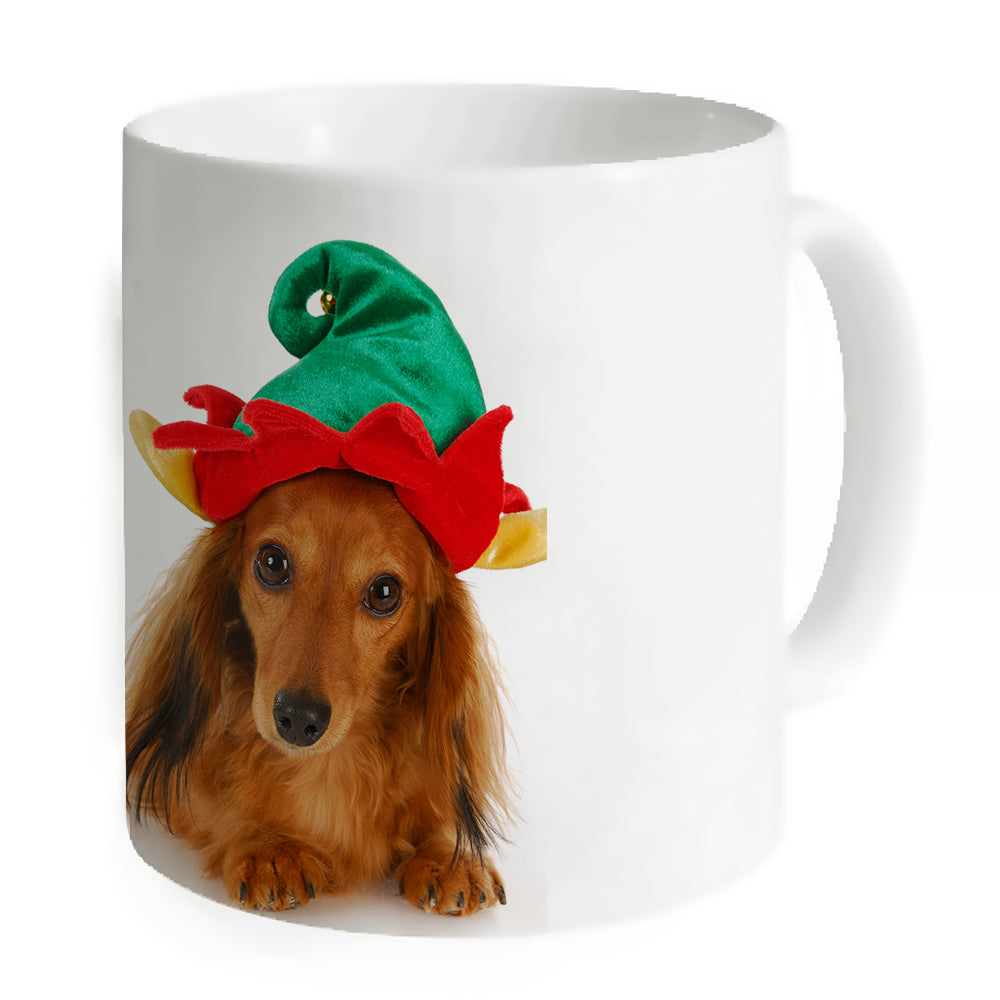 Hot Sale Fancy Drinking Coffee Tea Mug Cute Dog Creative Milk Water Breakfast Ceramic Cups Unique White Home Travel Mugs
