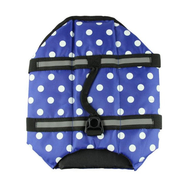 Pet Dog Saver Life Vest Coat Flotation Float Life Jacket Aid Buoyancy life vest  products for animals