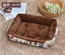 P8 New Soft Dog Beds Warm Fleece Lounger Sofa for Small Dogs Large Dog Golden Retriever Bed Husky Kennel Pet Products XXS to XL