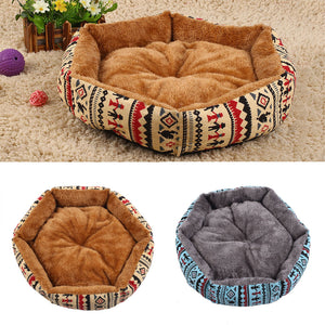 Pet Dog Bed Blanket Practical Warm Puppy House Cat Bed Mat Discount Pet Supplies