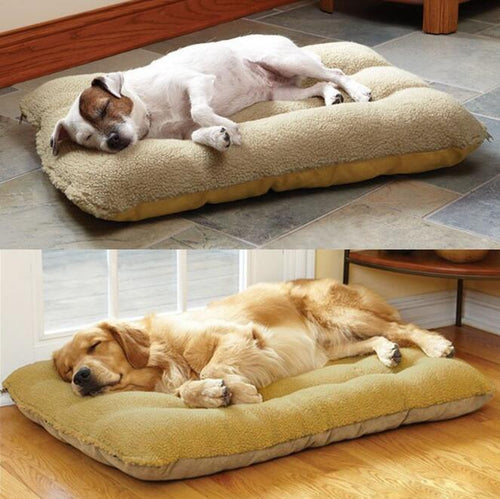 Large Dog Cushion Bed House For Cat Cushion Kennel Pens Sofa Warm Comfortable New Arrival 1PC