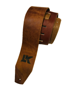 LK New Old Distressed Brown Strap