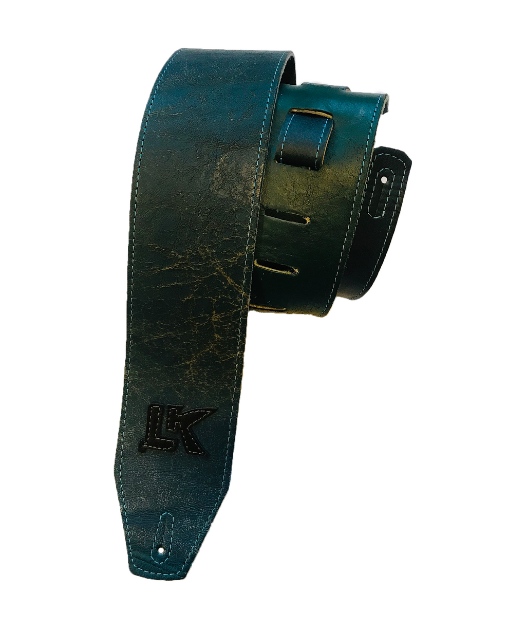 LK Distressed Teal Strap