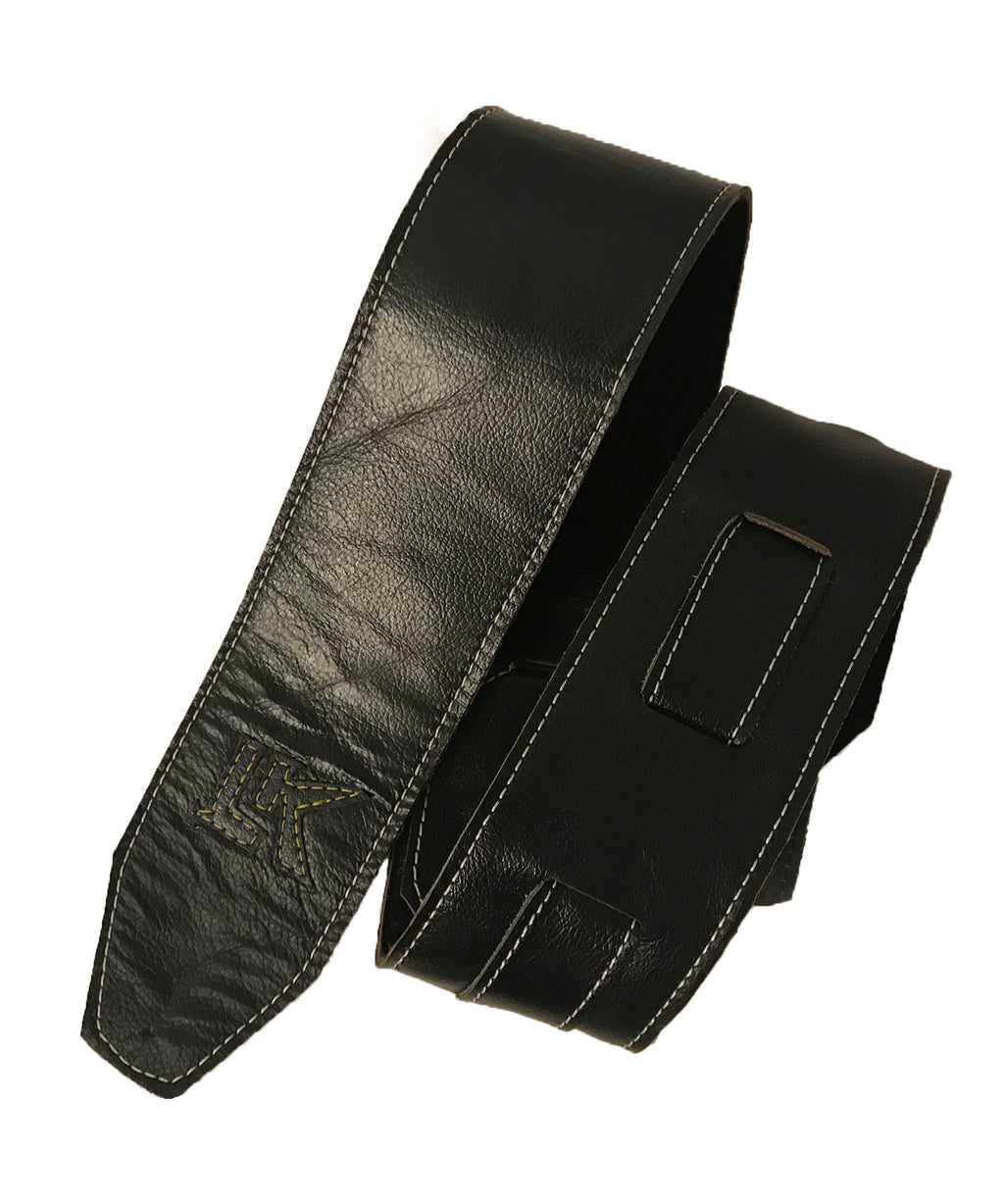 LK Solid Black Strap