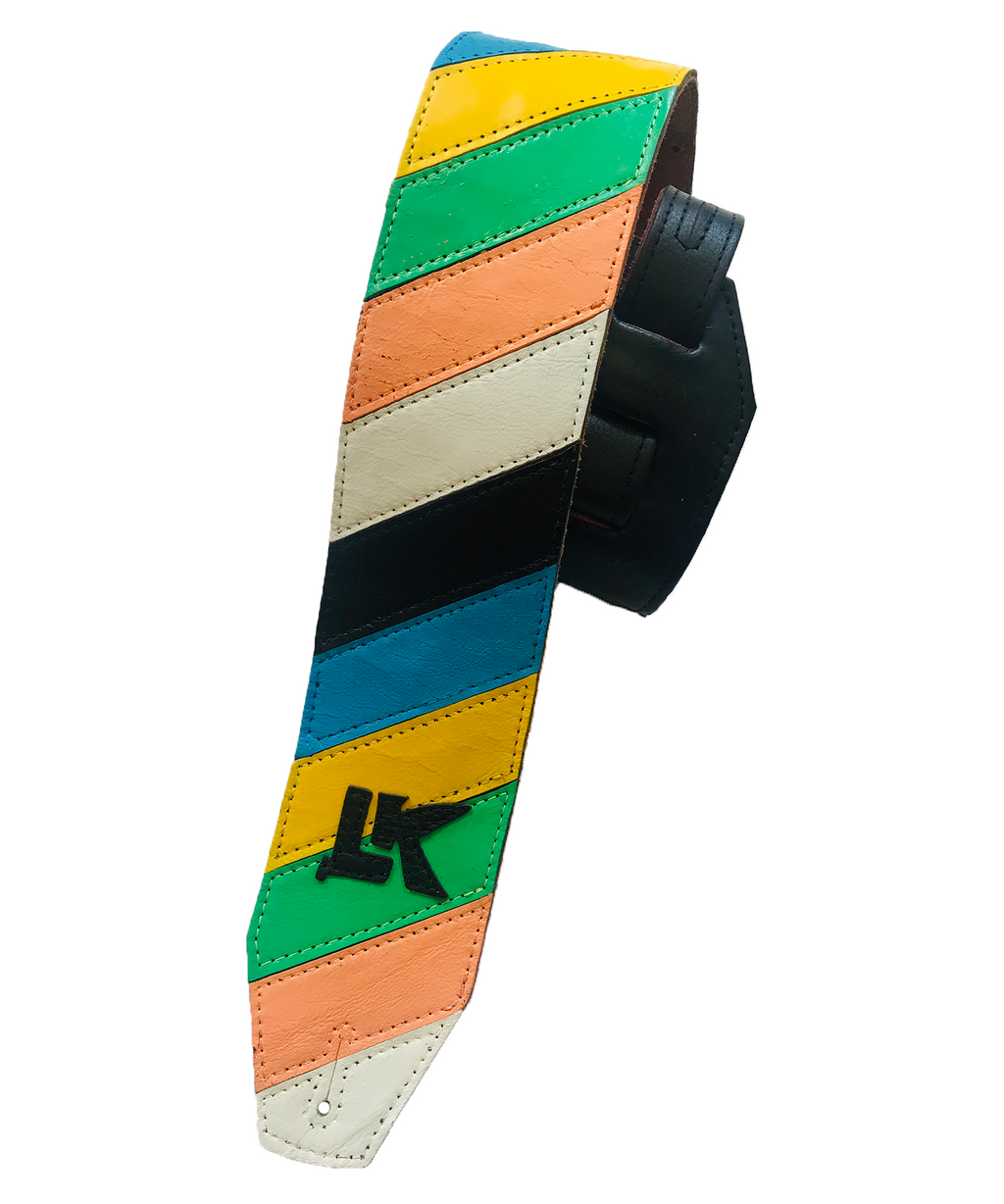 LK Pretty Stripes Strap
