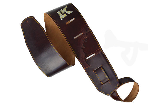 LK Brown Tree Strap