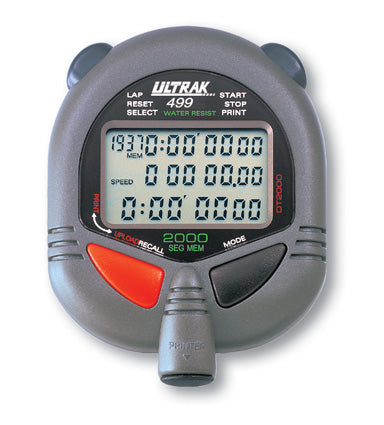ULTRAK 499: Stopwatch with printer
