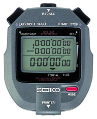 Seiko S149 300 Lap Memory Stopwatch/Printer System