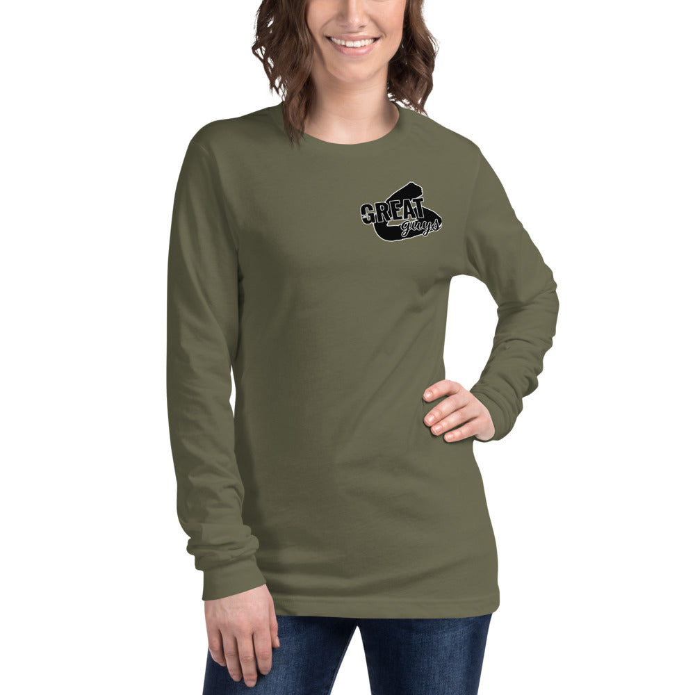The Greatness Ladies Long Sleeve T