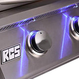 "RCS 40"" Premier Drop-In Grill w/ LED Lights"