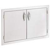 Summerset NORTH AMERICAN STAINLESS STEEL DOUBLE ACCESS DOOR