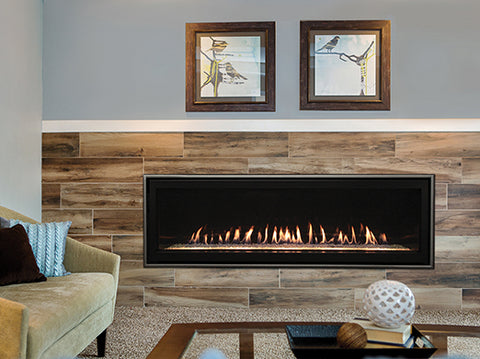 "American Hearth Boulevard 60"" Linear Fireplace"