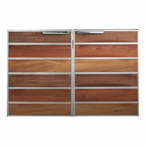 "Summerset Madera 20""x 30"" Double Door"