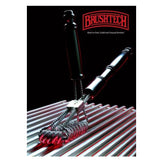 Brushtech Tactical BBQ Brush With Forward Assist