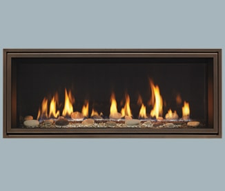 Majestic Echelon ll 36 single side fireplace