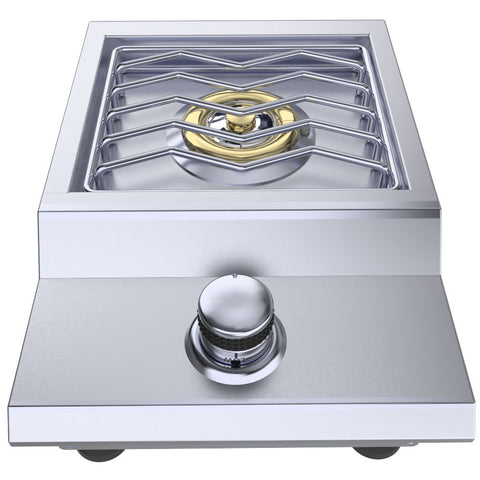 "Ruby Series 13"" Counter-top or Drop-in Versa Burner"