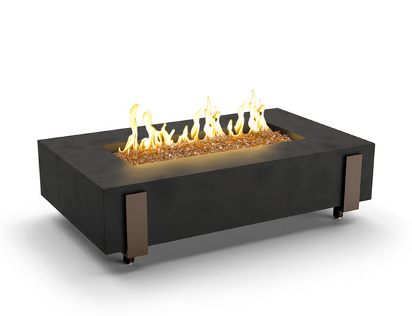 American Fyre Designs Iron Saddle Firetable