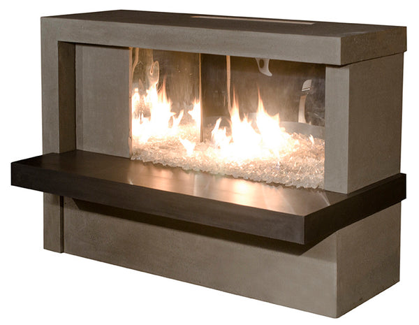 American Fyre Designs Manhattan Outdoor Fireplace