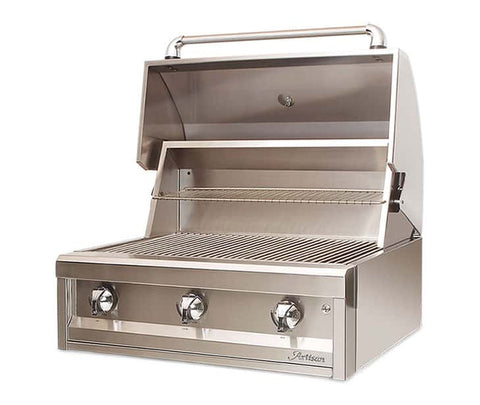 "Artisan American Eagle 32"" Built-In Grill, 3 Burner"